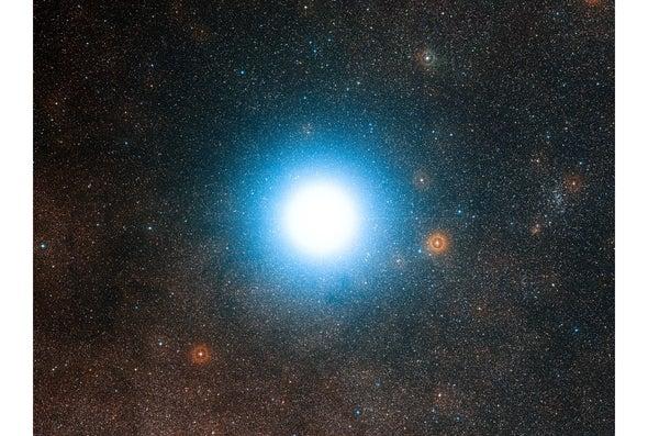 $100-Million Plan Will Send Probes to the Nearest Star