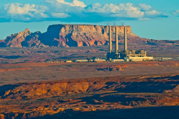Coal's Days in Navajo Country Are Numbered - Scientific American