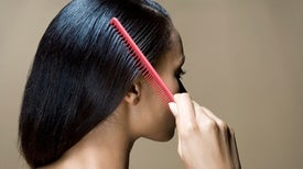Hair Products Popular with Black Women May Contain Harmful Chemicals