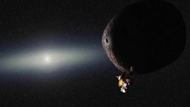 New Horizons Has Big Plans beyond Pluto