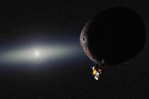 New Horizons Has Big Plans beyond Pluto