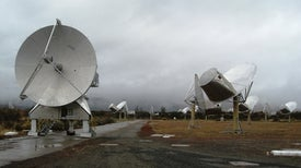 Mysterious Star Signal Stokes SETI Hopes, but Could Be Earthly