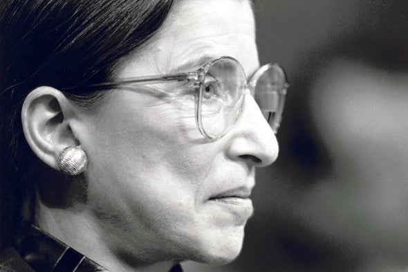 Ruth Bader Ginsburg Leaves a Nuanced Legacy on Environmental Issues