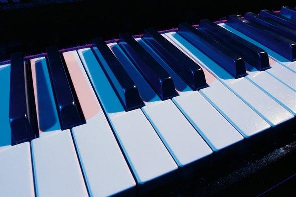 Brain Rhythms Sync to Musical Beat