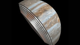 Jupiter's Stripes Go Deep