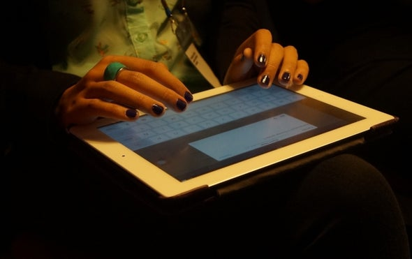 Are Tablet Devices a Good Teaching Tool?