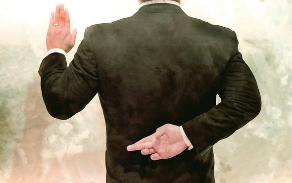 Liar, Liar: How the Brain Adapts to Telling Tall Tales
