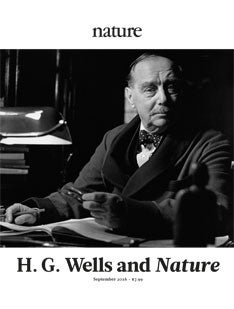 H. G. Wells and <i>Nature</i>