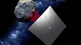 CubeSats Set for Deep Space--If They Can Hitch a Ride