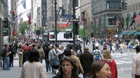 Cities Will Feel Brunt as Global Population Passes 7 Billion
