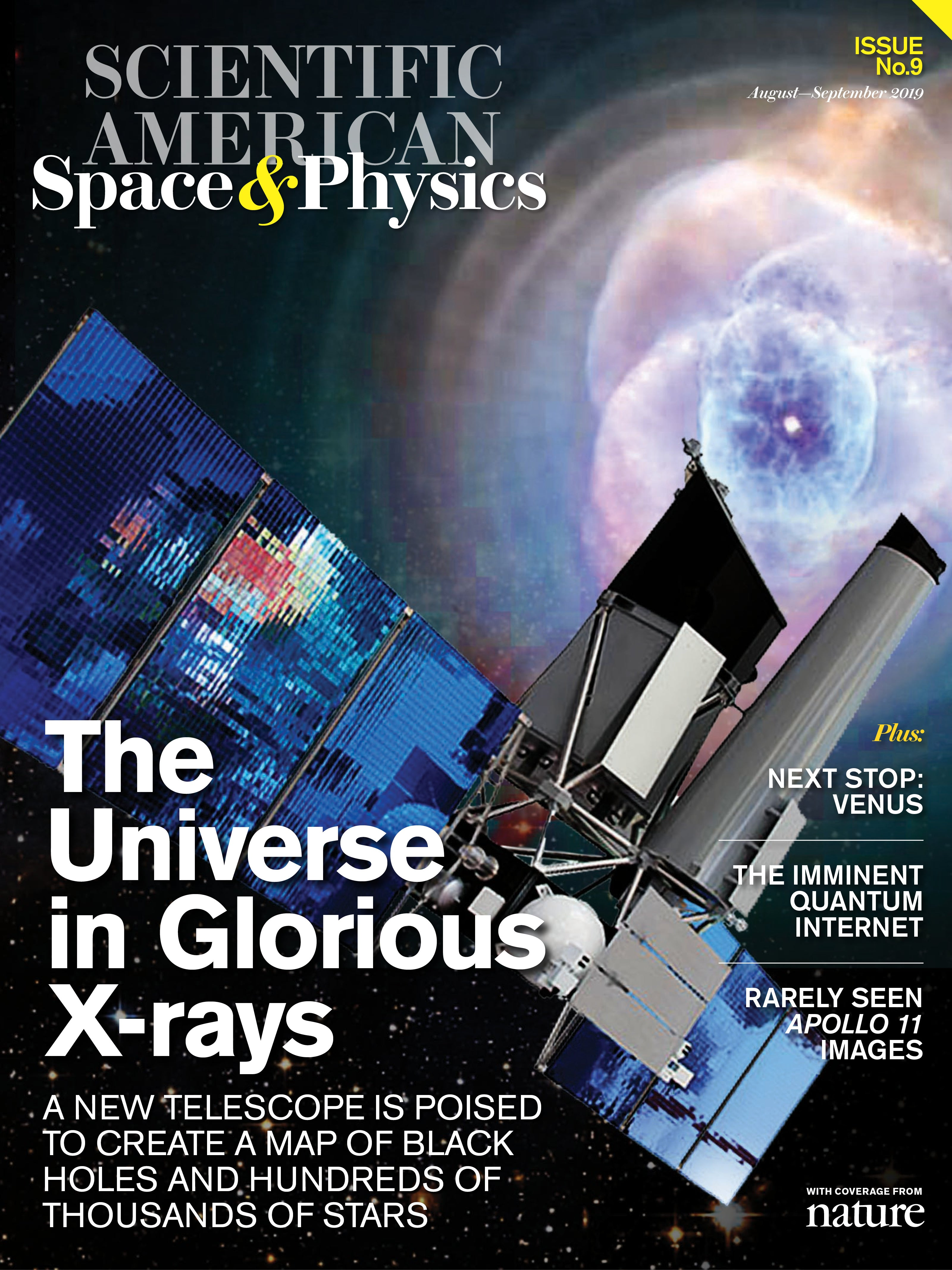 Scientific American Space & Physics, Volume 2, Issue 4