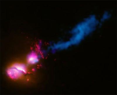 The Death Star Galaxy