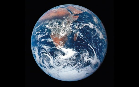 Big Blue Marble: The Arctic, Mixotrophs and Other News about Our Ocean Planet