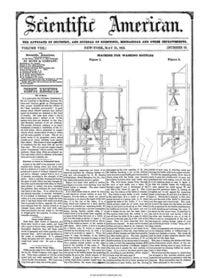 Scientific American Volume 8, Issue 36