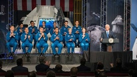 NASA Hires New Astronauts--but Where Will They Go?