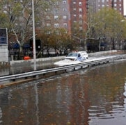 New York City Faces Higher Risk for Extreme Floods