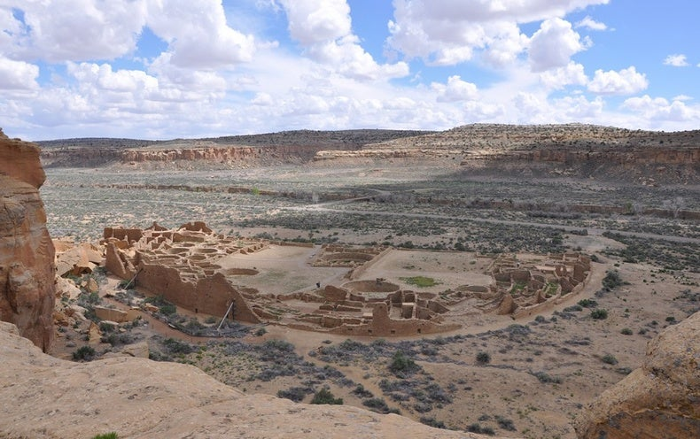 Ancient DNA Yields Unprecedented Insights into Mysterious Chaco Civilization