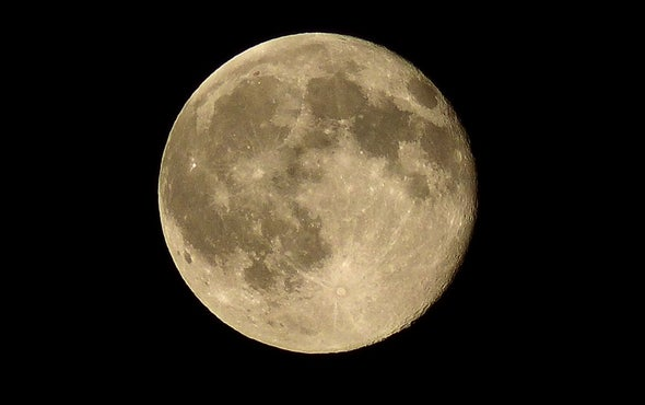 Private Company Cleared for Moon Landing in 2017