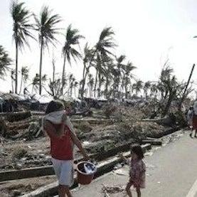 Did Climate Change Cause Typhoon Haiyan?