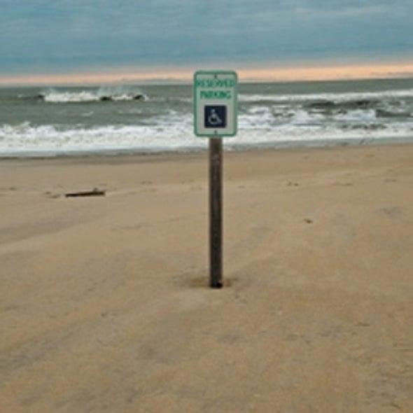 North Carolina Sea Level Rises Despite State Senators