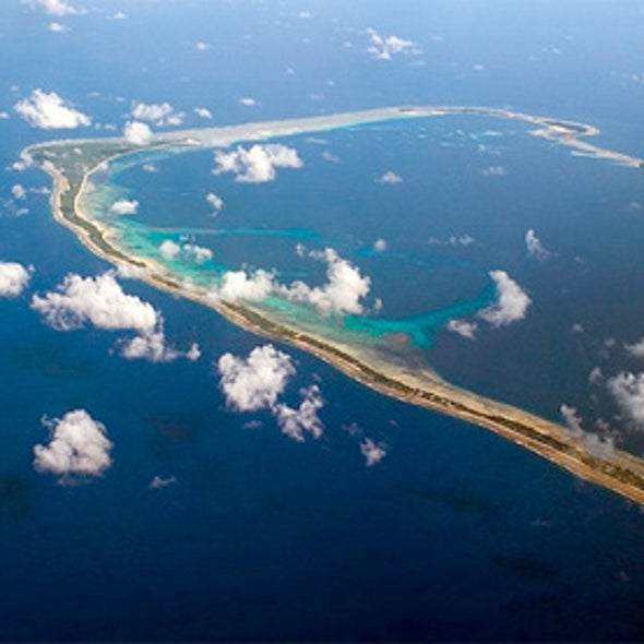 In a Bid for Survival, Island States List Steps to Reduce Greenhouse Gases