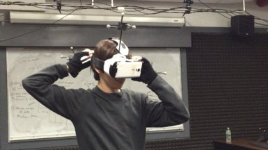Virtual Reality Gets Real