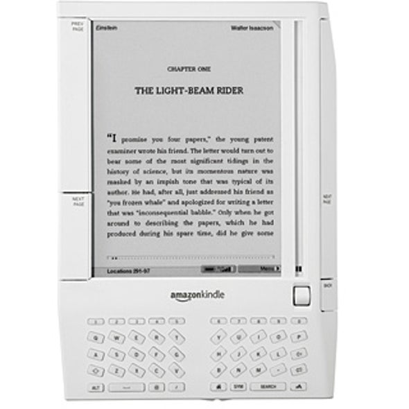 Working Knowledge: Inside the Kindle E-Book Reader