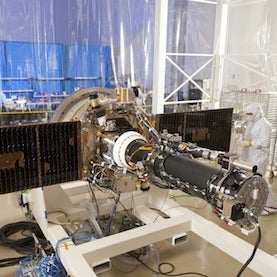 NASA's Interface Region Imaging Spectrograph
