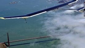 Airplane to Fly across U.S. Powered by Sunshine [Slide Show]