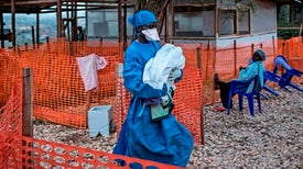 A Year In, the Second-Largest Ebola Outbreak Continues to Rage