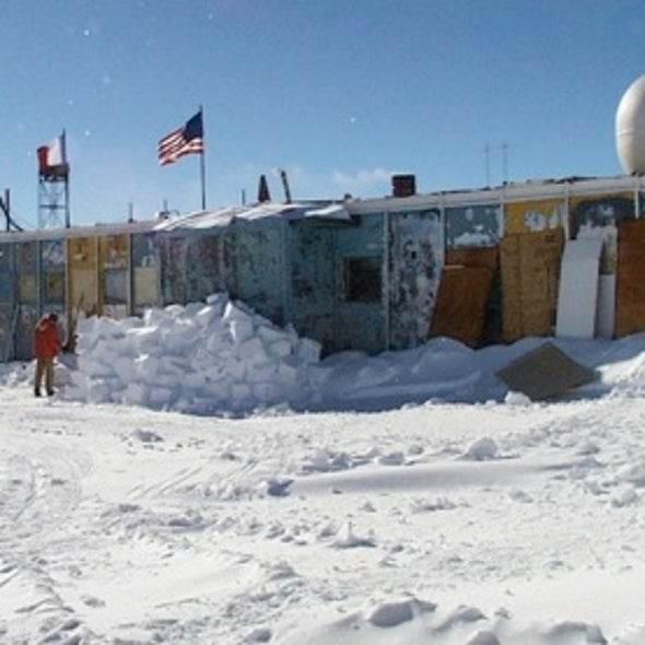 Russian Scientists Poised to be First to Reach Ice-Buried Antarctic Lake