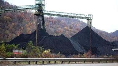 Coal Country Plans for Carbon Trading