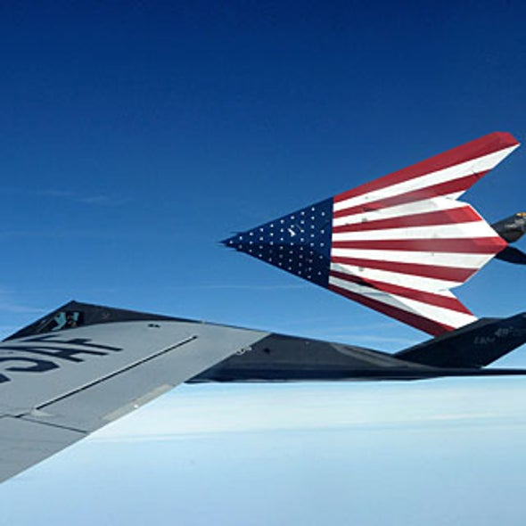News Bytes of the Week--Showy send-off for stealth fighter