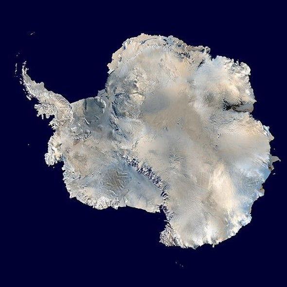 Oxygen May Have Thawed Antarctica in Dinosaur Times