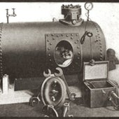Decompression Chamber, 1915