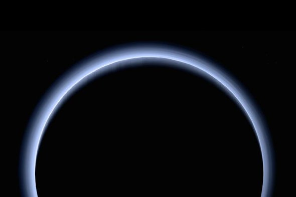 Hazy Skies Cool Down Pluto