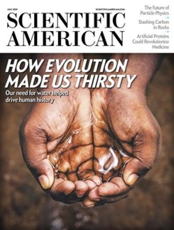Scientific American Volume 325, Issue 1