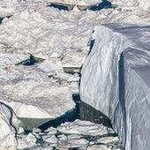 Jakobshavn Glacier, Greenland, 9:26 P.M.