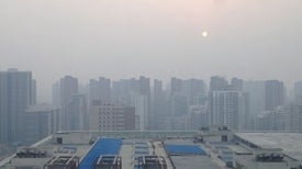 China's War on Air Pollution May Cause More Global Warming