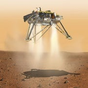 NASA's InSight Mission Triumphantly Touches Down on Mars