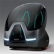 EN-V, GM,electric vehicle