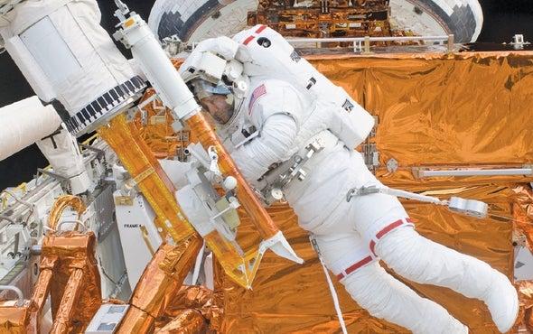 An Astronaut Tells It Like It Is in New Book