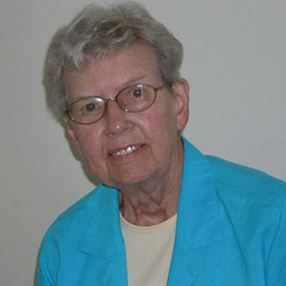Sister Julia Mary Deiters: Planting Seeds for Science Education