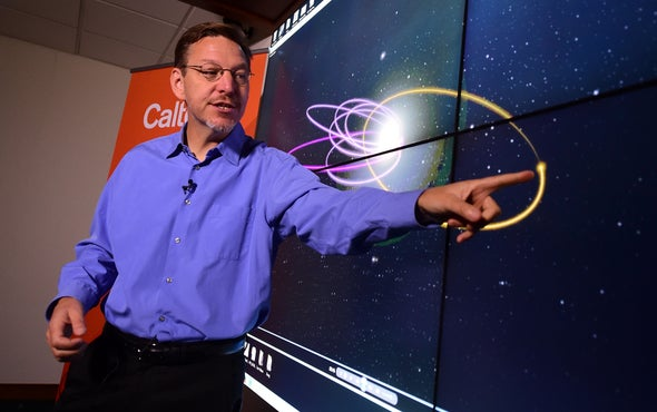 Astronomer Mike Brown on the Solar System's Outer Reaches