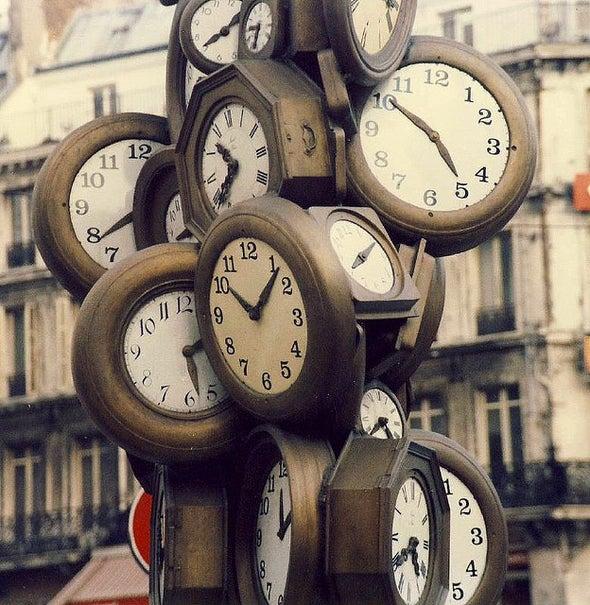 """Einstein's """"Time Dilation"""" Prediction Verified"""