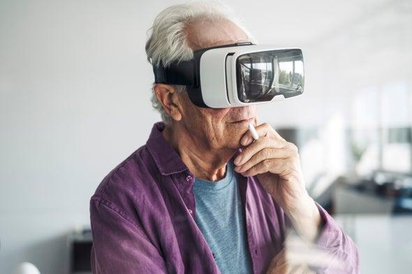 Navigating a Virtual World Helped Older Adults' Memory
