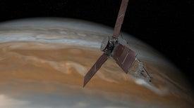 After Glitch, NASA's Juno Probe Resumes Science Mission at Jupiter