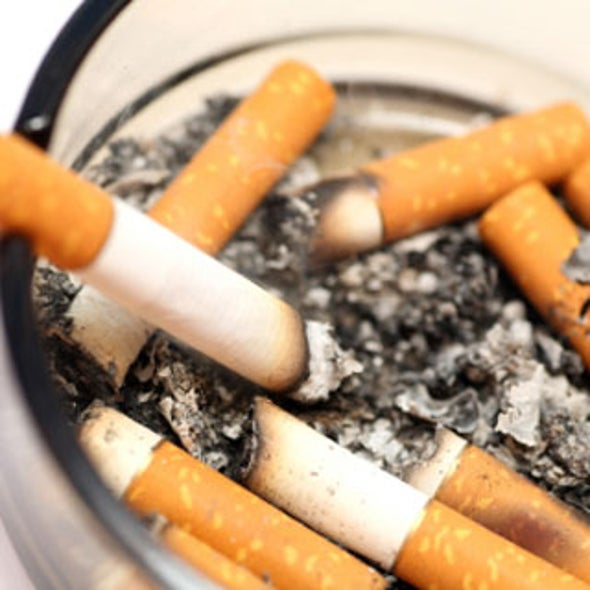 What is third-hand smoke? Is it hazardous? - Scientific American