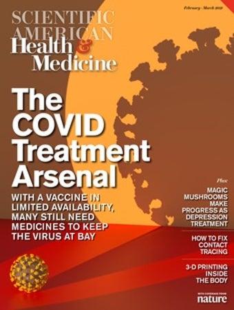 Scientific American Health & Medicine, Volume 3, Issue 1