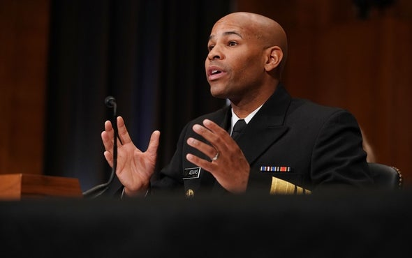 Surgeon General Urges Public to Carry Overdose-Reversal Medication